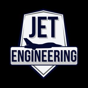 Jet Engineering logo w tagline